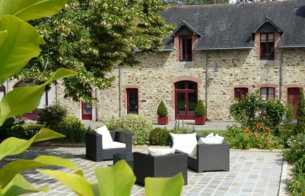 фото отеля Domaine De La Bretesche изображение №13