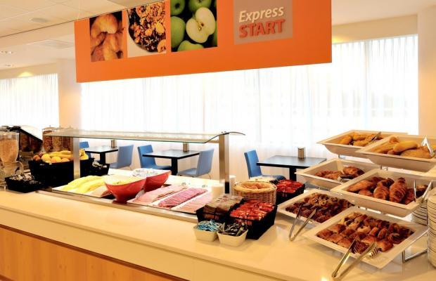 фото отеля Holiday Inn Express Amsterdam - Arena Towers изображение №21