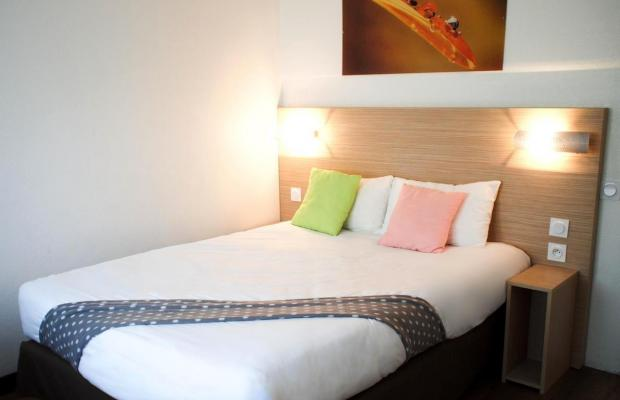 фотографии отеля Hotel Inn Design Resto Novo La Rochelle (ex. Campanile La Rochelle Est) изображение №7