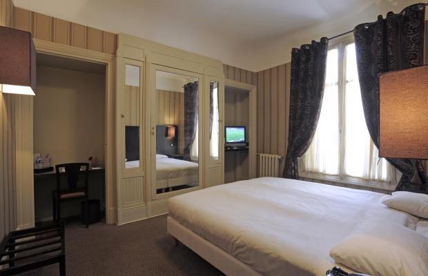 фотографии Le Grand Hotel de Tours изображение №16