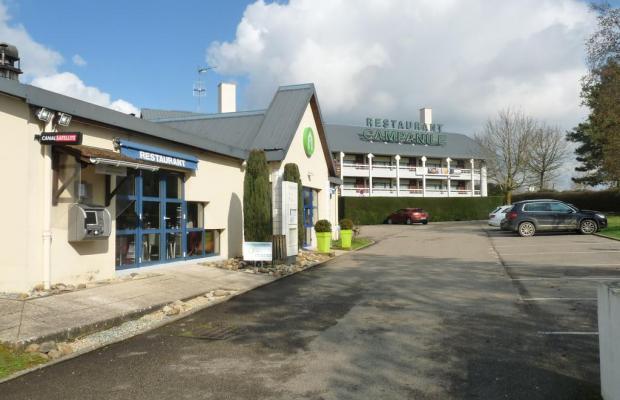 фотографии отеля Campanile Dijon Nord Toison d'Or изображение №11