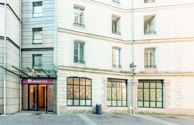 фото отеля Appart'City Confort Nantes Centre (ех. Park & Suites Elegance Nantes Carre Bouffay) изображение №1