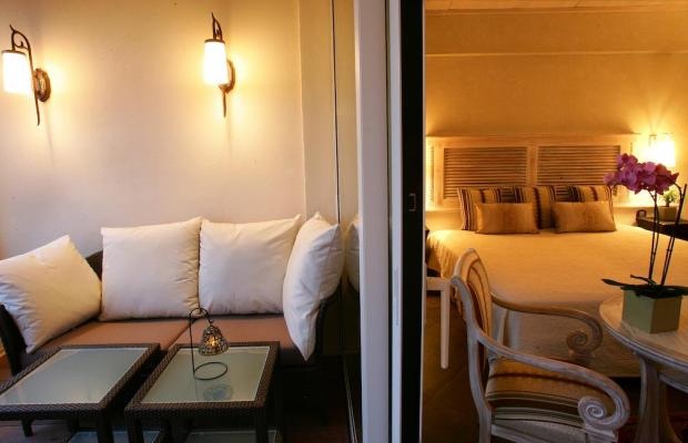 фотографии отеля Chateau de la Messardiere изображение №7