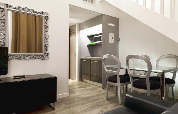 фотографии отеля Quality & Suites Nantes Beaujoire изображение №19