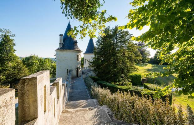 фото отеля Chateau de Mirambeau изображение №33