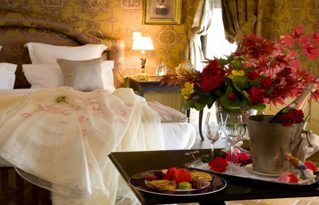 фото отеля Chateau de Mirambeau изображение №9