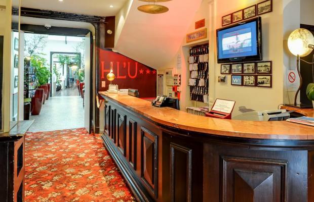фото Hotel De L'univers изображение №2