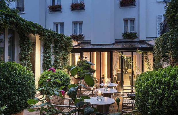фотографии отеля Mercure Paris Champs Elysees изображение №31
