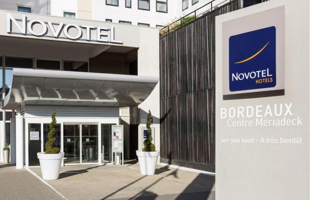 фото Novotel Bordeaux Centre изображение №2