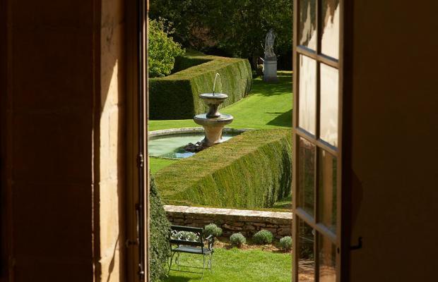 фотографии отеля Chateau de Bagnols изображение №79