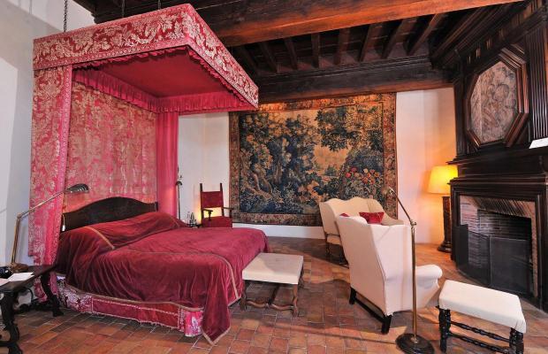 фотографии отеля Chateau de Bagnols изображение №75