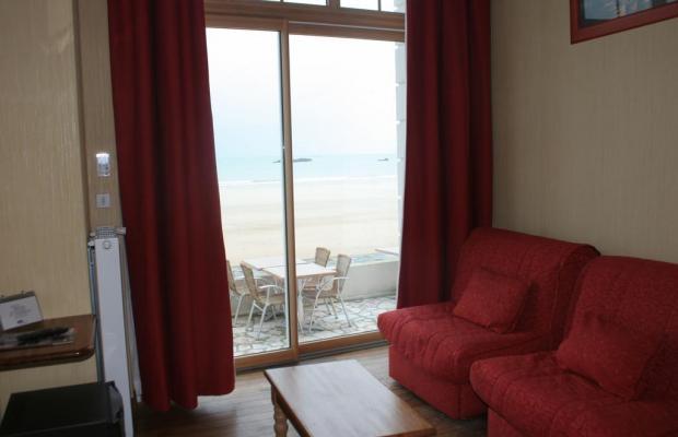 фотографии Hotel Kyriad Plage Saint-Malo  изображение №12