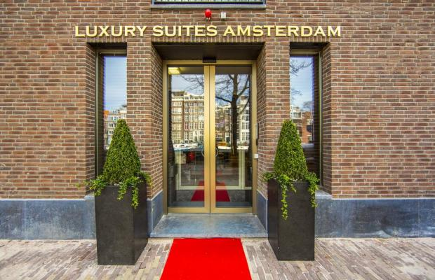 фото отеля Luxury Suites Amsterdam изображение №37