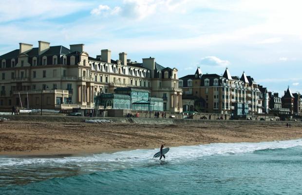 фото отеля Le Grand Des Thermes изображение №13
