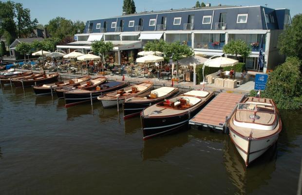 фото отеля Fletcher Hotel Restaurant Loosdrecht-Amsterdam (ex. Princess Loosdrecht; Golden Tulip Loosdrecht) изображение №1