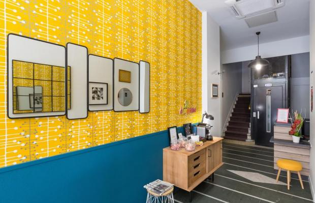 фотографии отеля HappyCulture Crillon Centre Nice изображение №23