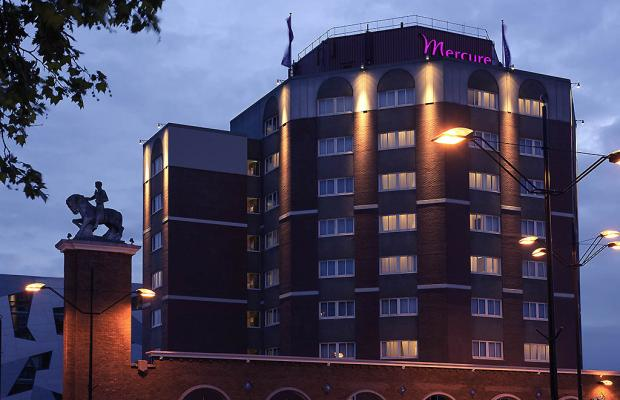 фото отеля Mercure Nijmegen Centre изображение №13