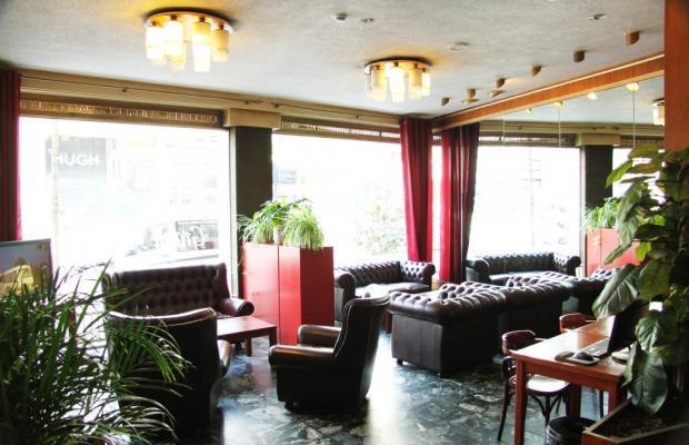 фотографии отеля Grand Hotel Central изображение №3