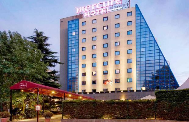 фото отеля Mercure Paris Porte de Pantin изображение №1