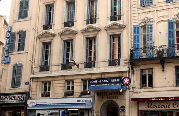 фото отеля Rome et Saint-Pierre изображение №1