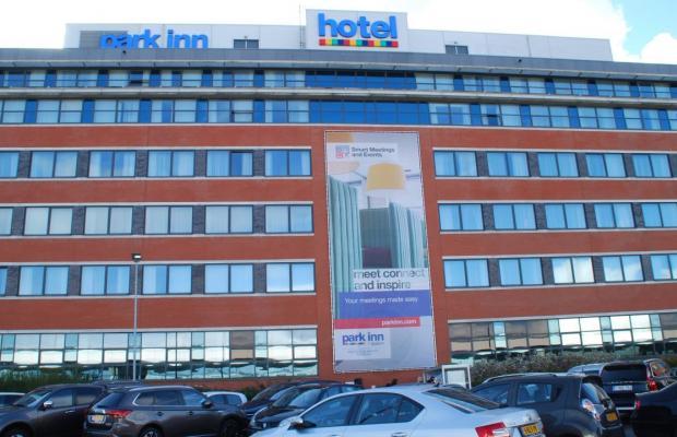 фото Park Inn by Radisson Amsterdam Airport Schiphol изображение №2