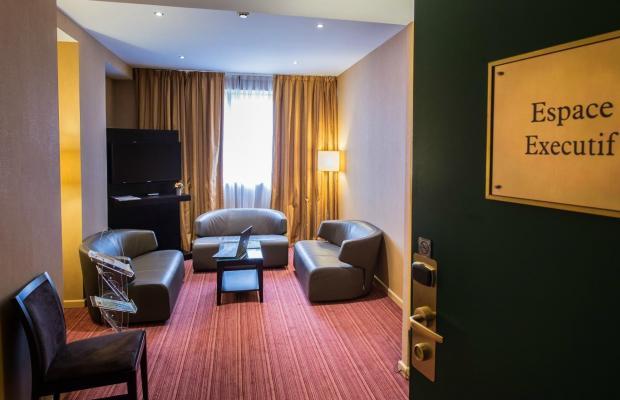 фотографии отеля Mercure Bordeaux Chartrons изображение №19