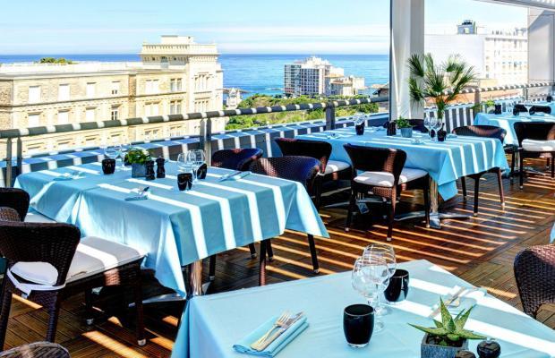 фотографии отеля Radisson Blu Hotel Biarritz (ex. Royal Crown Plaza) изображение №7