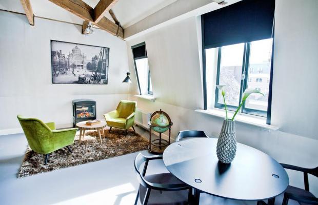 фото отеля Hotel V Frederiksplein изображение №9