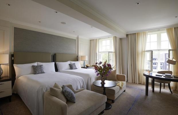 фотографии отеля Waldorf Astoria Amsterdam изображение №15