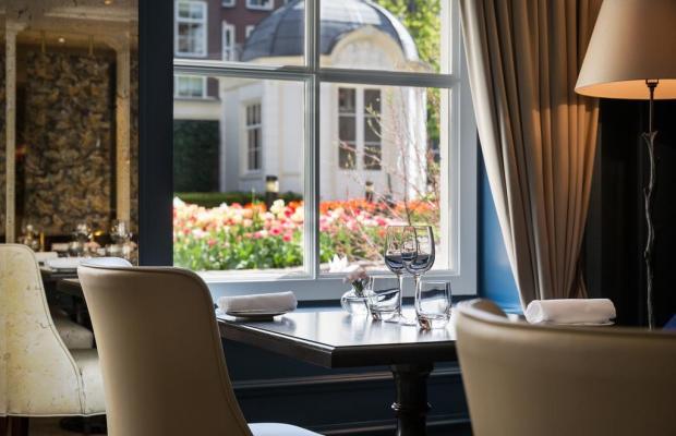 фото отеля Waldorf Astoria Amsterdam изображение №5