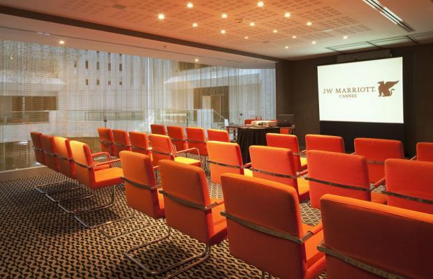 фотографии JW Marriott Cannes (ех. Palais Stephanie by Sofitel) изображение №48