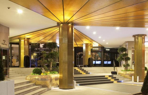 фотографии JW Marriott Cannes (ех. Palais Stephanie by Sofitel) изображение №40