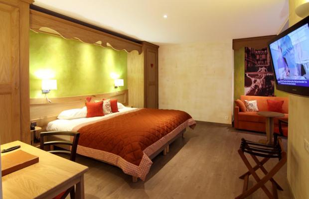 фотографии отеля Romantik Hotel Beaucour изображение №31