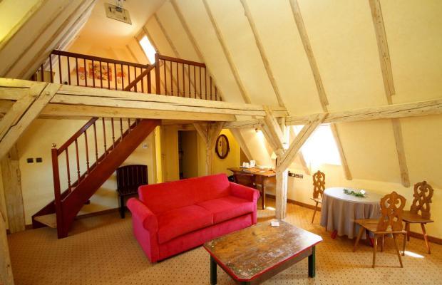 фотографии отеля Romantik Hotel Beaucour изображение №23