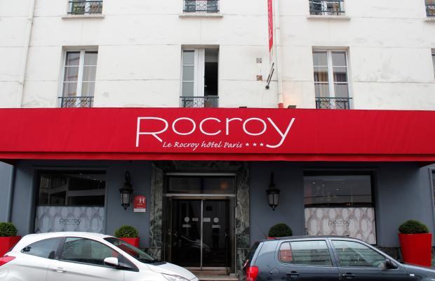 фото отеля Le Rocroy Hotel Paris изображение №1