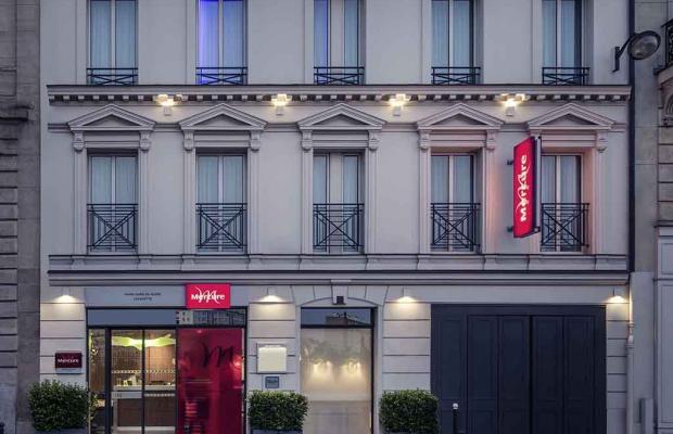 фотографии Mercure Paris Gare du Nord La Fayette Hotel (ex. Plaza La Fayette) изображение №16
