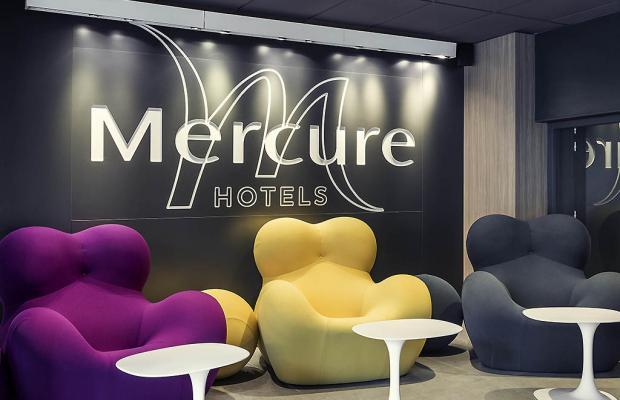 фотографии Mercure Paris Alesia (ex. Quality Hotel Paris Orleans) изображение №24