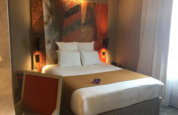 фотографии отеля Mercure Paris Alesia (ex. Quality Hotel Paris Orleans) изображение №7