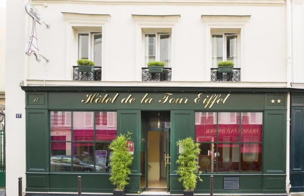 фото отеля Hotel Tour Eiffel  изображение №1