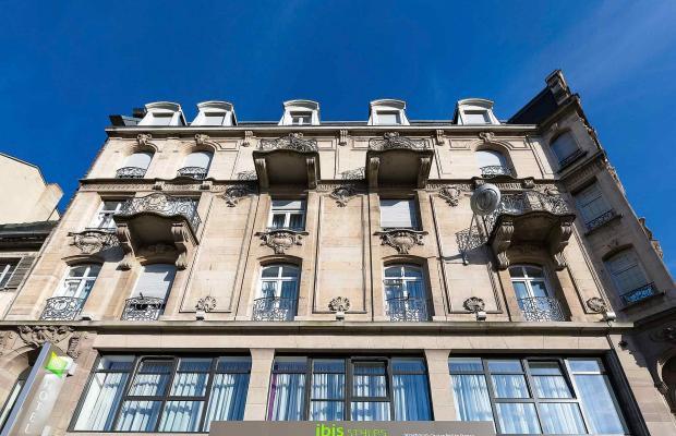 фото отеля Ibis Styles Strasbourg Centre Petite France изображение №5