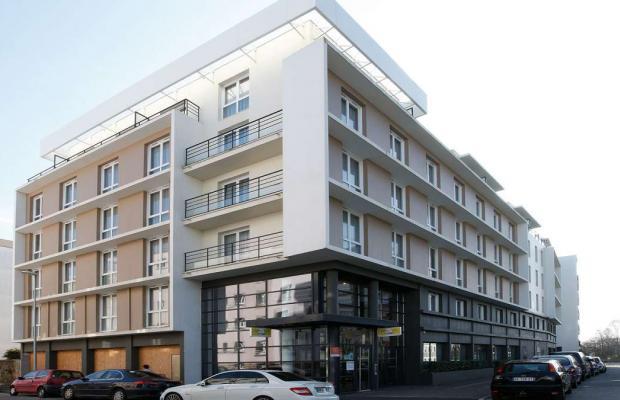 фотографии отеля Appart'City Brest Place de Strasbourg (ex. Appart'City Brest Europe)  изображение №11