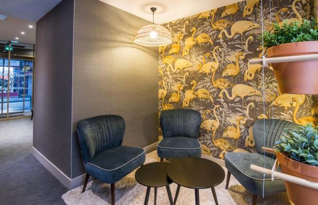 фотографии отеля Lodge Du Centre изображение №11