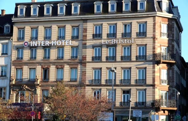 фото отеля Intel-Hotel Le Bristol Strasbourg изображение №1
