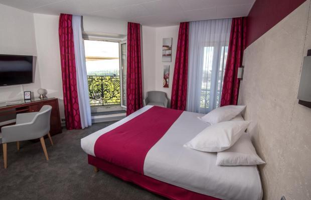 фотографии отеля Intel-Hotel Le Bristol Strasbourg изображение №27