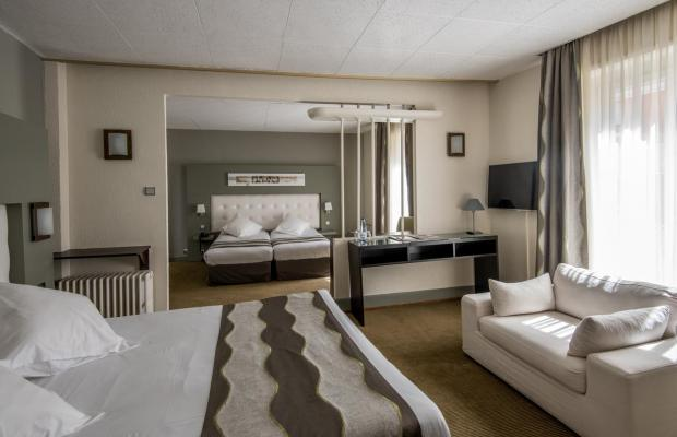 фотографии отеля Intel-Hotel Le Bristol Strasbourg изображение №3