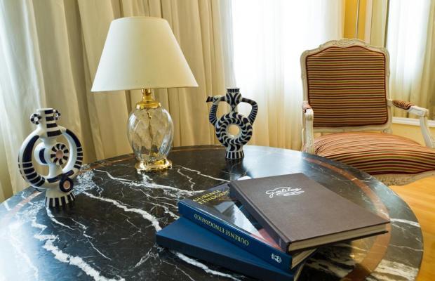 фотографии отеля Gran Hotel San Martin изображение №7