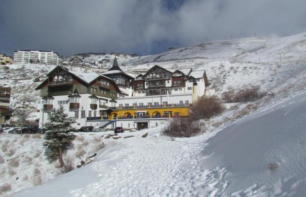 фото отеля Hotel GHM Monachil изображение №1