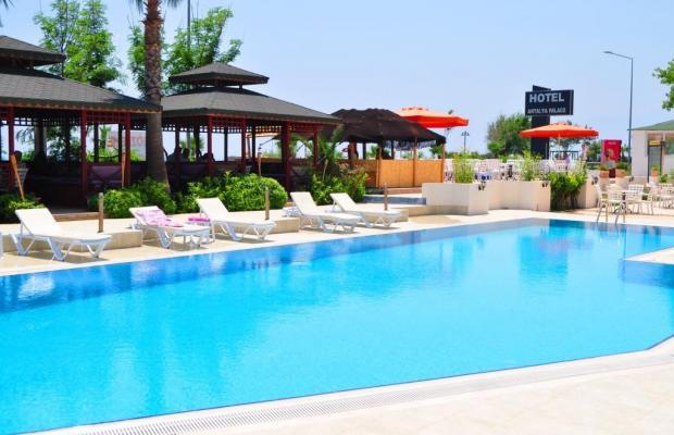 фото отеля Antalya Palace изображение №33