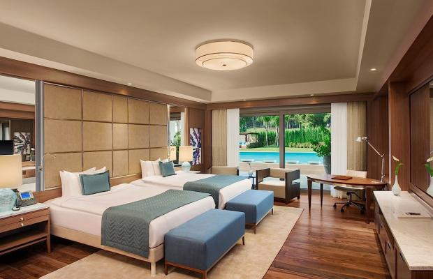 фотографии отеля Regnum Carya Golf & SPA Resort изображение №107