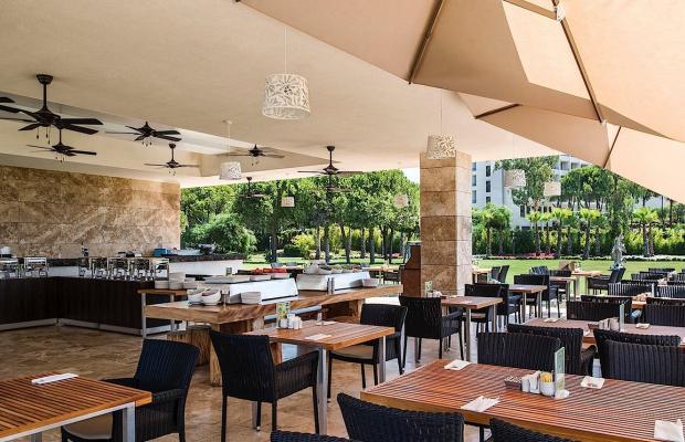 фотографии отеля Regnum Carya Golf & SPA Resort изображение №55